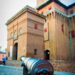 Renaissance age cannon
