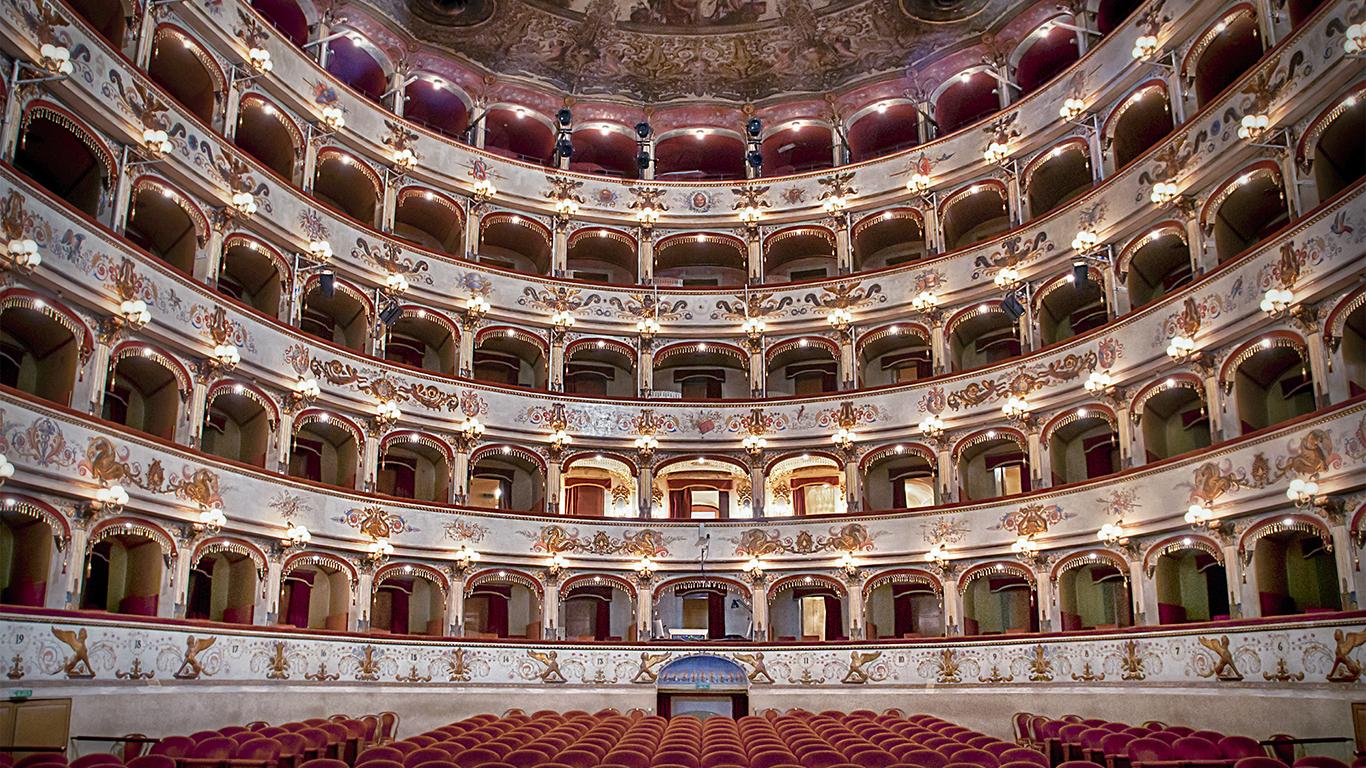 Teatro Comunale di Ferrara